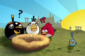 Angry Birds for XBOX360, PS3, PSP, Wii, DS & WP7