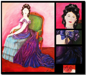 Anna Karenina Theme With 10 Backgrounds
