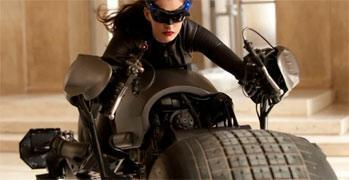 Anne Hathaway in Batman Dark Knight Rises Revealed in Trailer