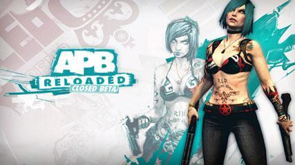 APB Reloaded Wallpaper Themepack