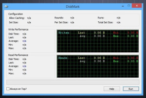 Benchmark Your Hard Disk Or SSD's Performance With DiskMark in Windows 7, 8 and 8.1