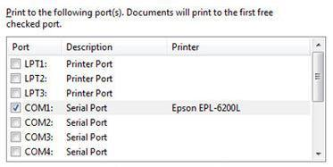 Tutorial: Assigning COM ports in Windows 7
