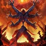 Asura's Wrath Theme: More Cool Desktop Backgrounds