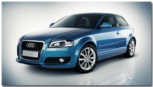 Audi A3 Theme With 10 Backgrounds