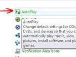 Tutorial – Changing the autoplay settings in Windows 8