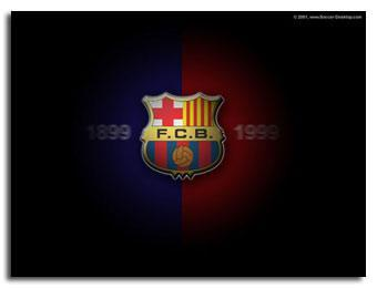 Barcelona Soccer Theme for Windows 7: Kicking!