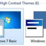 "What Are ""Basic Mode"" Windows 7 Themes And How Would I Use Them?"