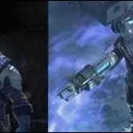 Mr.Freeze in Batman Arkham City vs. DC Universe Online