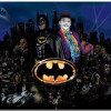 Batman Forever Theme With 10 Backgrounds