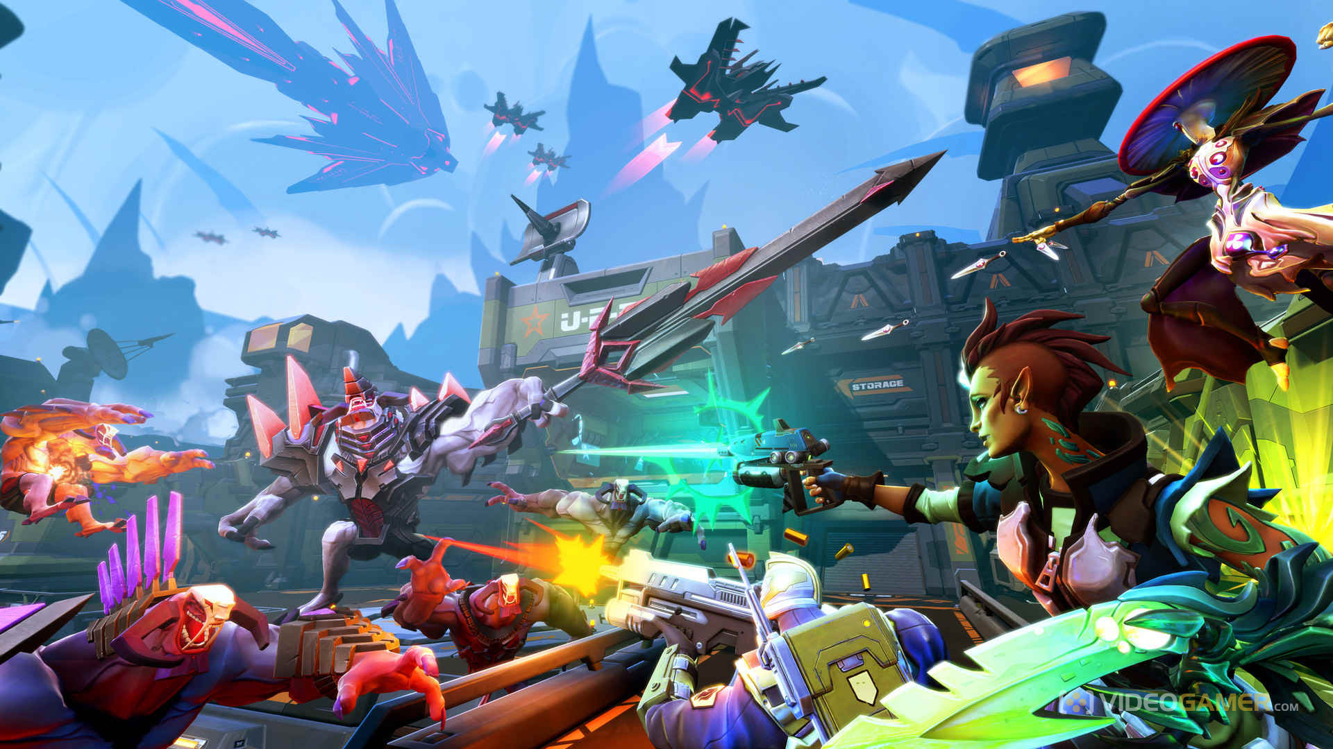 Battleborn Theme – From The Makers Of Borderlands