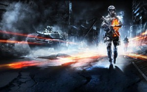New Battlefield 3 HD Wallpaper + Windows 7 Theme