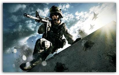 Windows 7 Battlefield 3 Theme With 10 New HD Wallpapers By kiki8092