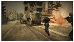 Battlefield Play4Free With RPG Elements & Battlefield 2 Engine