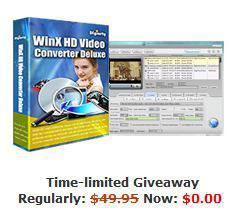 Free: Best Windows 7 HD Video Converter! (Retail:$50)