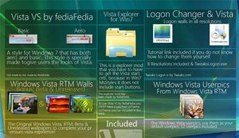 10 Best Vista Windows 7 Themes