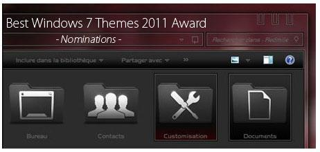 Nominate the best Windows 7 themes 2011!