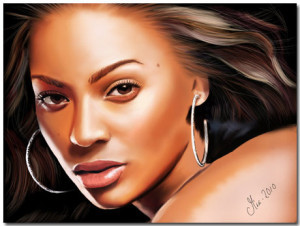 Beyonce Knowles Wallpaper Theme With 10 Backgrounds