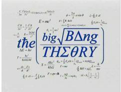 Top TV Series: Big Bang Theory Windows 7 Theme