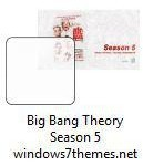 Big Bang Theory Season 5 Windows 7 Theme 129x150 Jpg