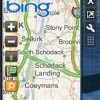 Bing Traffic Gadget