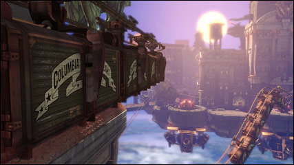 New Bioshock Infinite Wallpapers + Pictures