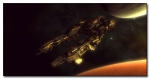 Black Prophecy: Free-to-Play Freelancer MMO?