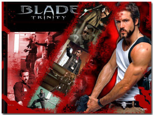 Blade Trinity Theme With 10 Backgrounds