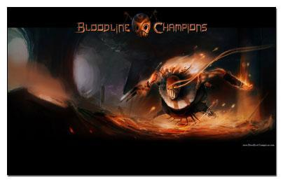 Bloodline Champions Windows 7 Theme