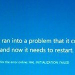 Reinvented: Windows 8 Blue Screen Of Death
