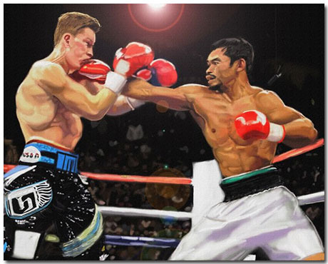 High Res Boxing Theme With 10 Backgrounds For Your Windows Device