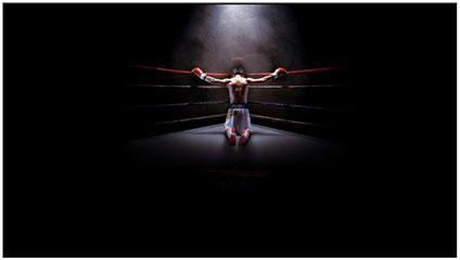 Boxing Wallpaper Theme For Windows 7