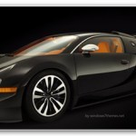 Google Chrome Car Themes: Bugatti Theme