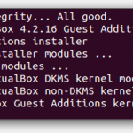 building virtualbox guest additions png