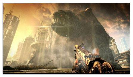 Bulletstorm Pictures + Gameplay Video