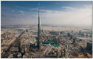Burj Dubai Free Wallpaper Theme
