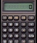 Retro Design: Calculator Gadget For Windows 7