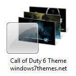 call of duty 6 windows 7 theme jpg