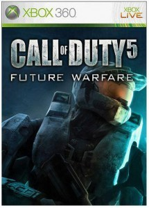 Call of Duty 8: Future Warfare by Infinity Ward (No MW3)