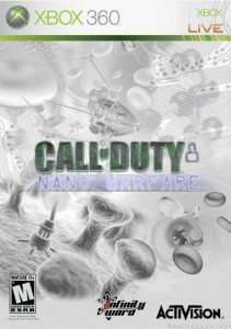 Call of Duty 8: Nano Warfare (Fake?)