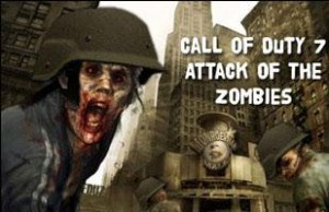 Call of Duty Black Ops Zombie Mode Coming?!