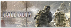 Call of Duty Dual Monitor Wallpaper