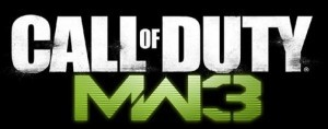 Is This The Call of Duty Modern Warfare 3 Logo and Box Art?
