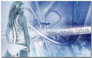 Cameron Diaz Wallpaper Theme With 10 Backgrounds