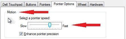 How to Change Mouse Sensitivity in Windows 7