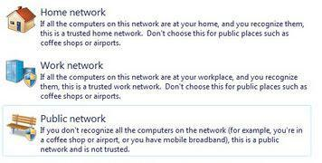 How to Change Network Type in Windows 7
