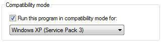 How to Change Compatibility Mode in Windows 7