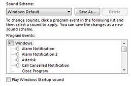 Change sounds in Windows 8  [Customization Tutorial #4]