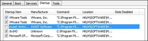 How to Control Startup Programs in Windows 7