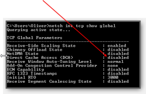 Speed Up Your Internet Connection Part 1: Enabling Direct Cache Access (DCA) For Old CPU's