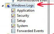 Event viewer: How to check Windows 8 logs to analyze errors, system problems and events